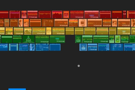 Atari Breakout breaks in to Google Images - and reminds us how brilliantly simple the original computer games were   K-8 computer programming   Scoop.it