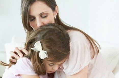Anxiety is 'catching' and can be passed on to children, experts warn | Kickin' Kickers | Scoop.it