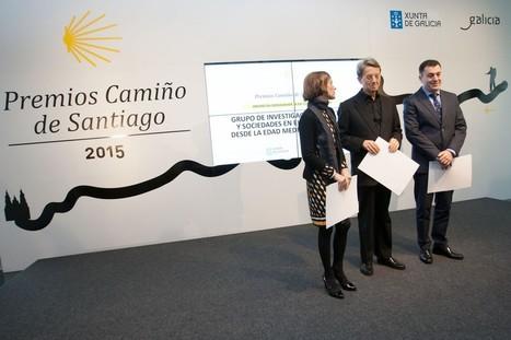 Entregados los primeros 'Premios Camiño de Santiago' | noticiasvaldeorras.com | Camino de Santiago. | Scoop.it