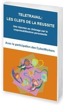 Livre sur le télétravail | Coworking  Mérignac  Bordeaux | Scoop.it