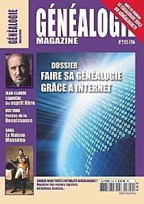 Découvrez le n° 325-326 de Généalogie Magazine - Le blog de ...   CGMA Généalogie   Scoop.it