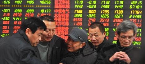 China's market mayhem   Wandering Salsero   Scoop.it