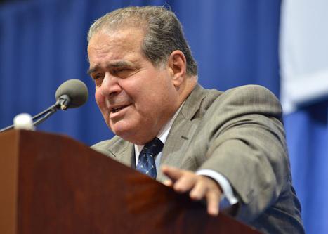 Antonin Scalia: 14th Amendment for all, not 'only the blacks' | Dean Kronyak-Fourteenth Amendment | Scoop.it