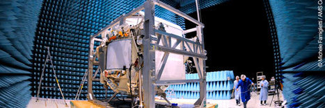 Good News from Finland - Aalto University spectrometer for NASA's ISS space station | Finland | Scoop.it