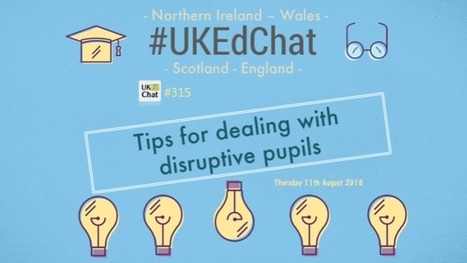 Session 315: Tips for dealing with disruptive pupils | TEFL & Ed Tech | Scoop.it