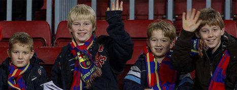 Ir al fútbol no es un juego de niños - MARCA.com | sport | Scoop.it