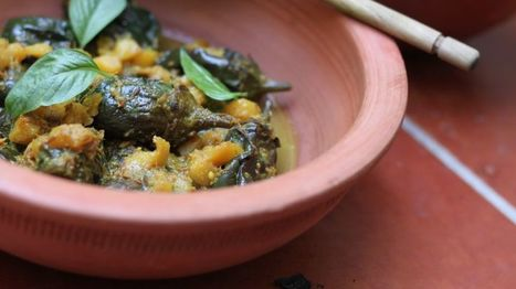 Cooking the world's oldest known curry - BBC News | Food for Foodies | Scoop.it