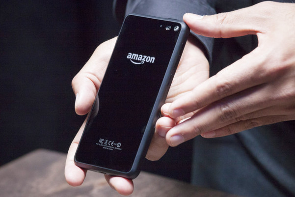 Amazon Fire Phone vs. Galaxy S5 vs. iPhone 5S: how they stack up