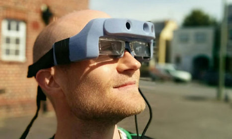 Smart Specs AR Glasses to Help the Legally Blind | Augmented Reality | Scoop.it