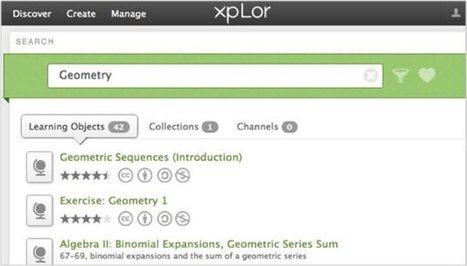 Jane Park - Blackboard's xpLor: Cross-platform learning repository adds Creative Commons license options | On education | Scoop.it