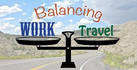 Tips for Balancing Work and a RV Traveling Lifestyle | RV Life via Hidden Valley RV | Scoop.it