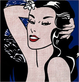 digital mixed media : roy lichenstein | Paint Your Life | Scoop.it