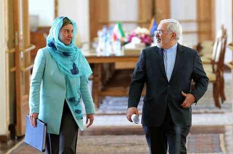 Iran: l'Union européenne va ouvrir une représentation permanente en Iran   Maison de l'Europe du Morbihan- Bretagne Sud   Scoop.it