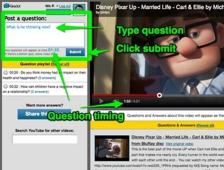 Create Online Social Interaction Around Videos | UDL & ICT in education | Scoop.it
