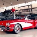 German Tuner Retrofits 1959 Corvette with a Modern Twist! | Historic cars and motorsports | Scoop.it