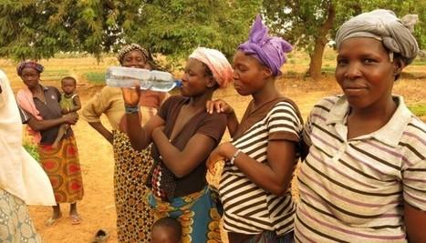 Nous avons créé un appareil capable de rendre l'eau potable. Une richesse pour l'Afrique | Info Afrique | Scoop.it