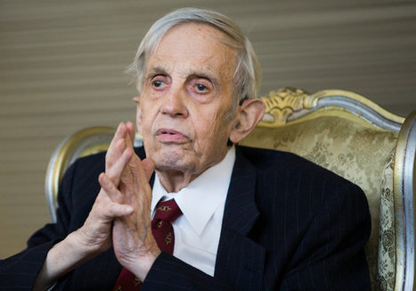 Explaining a Cornerstone of Game Theory: John Nash's Equilibrium | Criminology and Economic Theory | Scoop.it