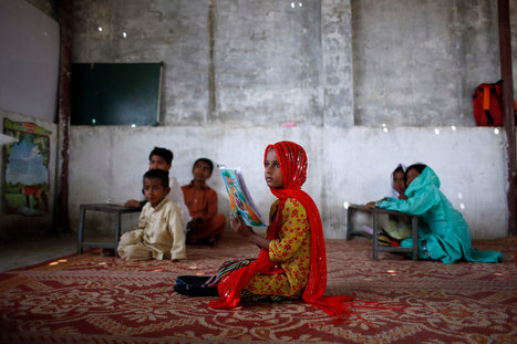 Girls Who Risk Their Lives for Education - New York Times   Library Media 1   Scoop.it