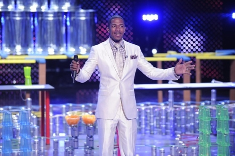"Nick Cannon To Howard Stern: ""You're Going  To Work You're Butt Off On 'America's Got Talent'"" 