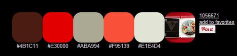 Rockstar Color Palettes | Art & Design + DIY | Scoop.it