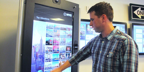 High-Tech Tourist Kiosks May Soon Make Brochures Obsolete | Travelled | Scoop.it