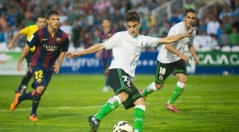 Spanish youngster set for Toon | Enko-football | enko-football | Scoop.it