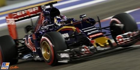 Verstappen: No reason to let Sainz Jr. past | F 1 | Scoop.it