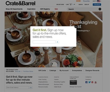 Omnichannel Retailers Barrel Over Pure-Play Etailers - 'Net Features - Website Magazine | Marketing Agility | Scoop.it