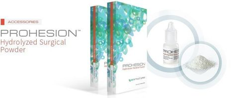 Collagen Biomaterial - PROHESION Hydrolized Surgical Powder | Dental Implant and Bone Regeneration | Scoop.it