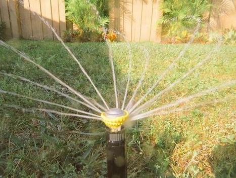 UF/IFAS Miami U.C.U. sur Twitter   irrigation   Scoop.it