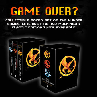 The Hunger Games - Home | | Reading on the Web | Scoop.it