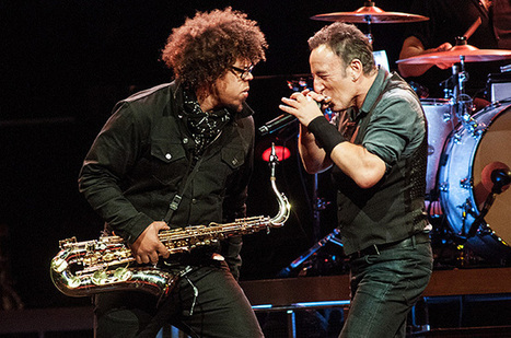 Jake Clemons Releases EP, Talks New Springsteen Album and 'Healing' From Uncle's Loss - Billboard | Bruce Springsteen | Scoop.it