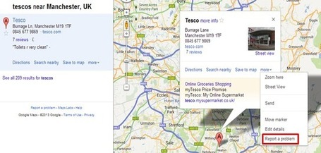 How the UK release of Google Map Maker affects Local SEO | Online Marketing Resources | Scoop.it