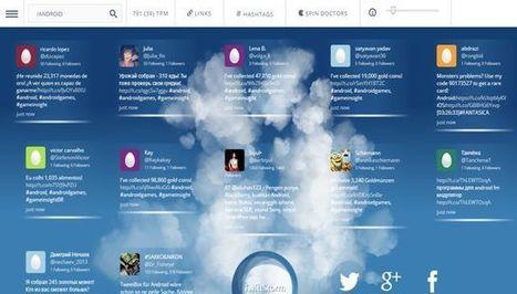 TwittStorm, excelente plataforma para monitorizar tweets a tiempo real | Educacion, ecologia y TIC | Scoop.it
