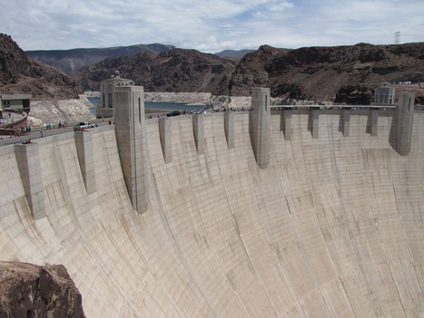 Hoover Dam, Nevada - Arizona border - Travel Photos by Galen R Frysinger, Sheboygan, Wisconsin | Hoover Dam, Great depresssion | Scoop.it