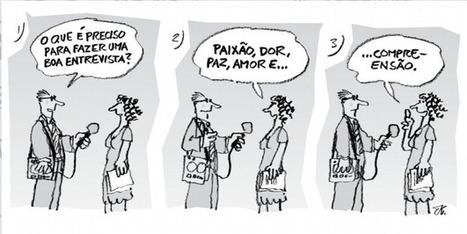 Guía para PERFECCIONAR el arte de la entrevista periodística | MAZAMORRA en morada | Scoop.it