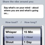 Check your Vibes - Twitter-like App used at 'Occupy Wall Street' | Anonimato | Scoop.it
