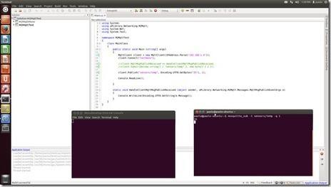 Il client M2Mqtt su Ubuntu ? Con Mono si può ! - DevExperience | Internet Of Things | Scoop.it