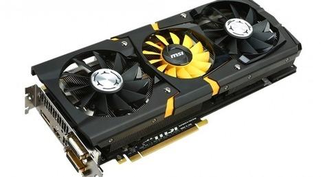 MSI – carte graphique Radeon R9 290x Lightning | Monhardware.fr | My Interest | Scoop.it