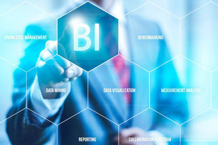 The Top Three Benefits from Using Business Intelligence Software   insurance technology   Scoop.it