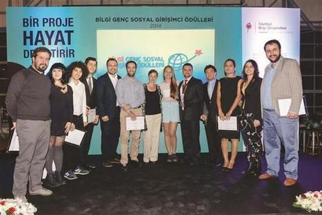 Turkey's young social entrepreneurs awarded - Hurriyet Daily News | Digital Turkey | Scoop.it