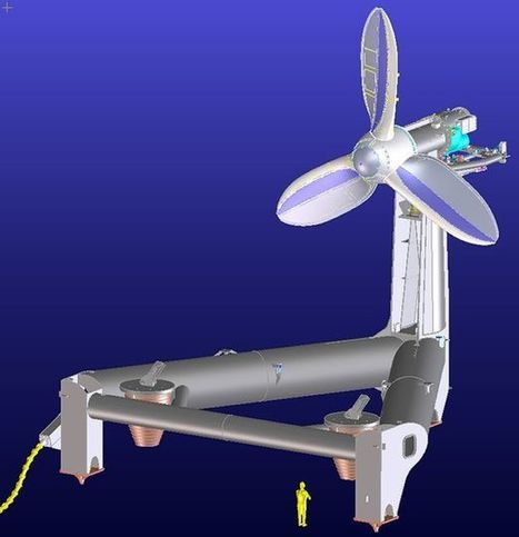 DeltaStream tidal energy device further delayed as company seeks new funding | Marine Energy in Wales | Scoop.it