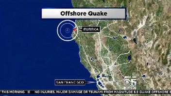 Dozens of aftershocks from 6.9 quake off Northern California coast - Los Angeles Times | Earthquakes | Scoop.it