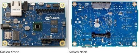 $69 Intel Gallileo Development Board Combines x86 Processor and Arduino Compatibility | Embedded Systems News | Scoop.it