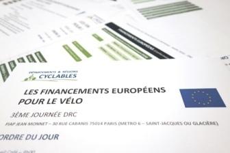 Financements européens pour le vélo : opportunités et conseils - Départements & Régions Cyclables   Politiques cyclables des territoires   Scoop.it