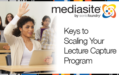 Webinar recording: Keys to Scaling Your Lecture Capture Program | REC:all | Scoop.it