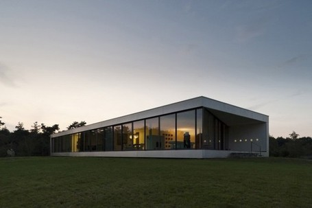 Bridge House: Self-Sufficient Residence in the Netherlands | sustainable architecture | Scoop.it