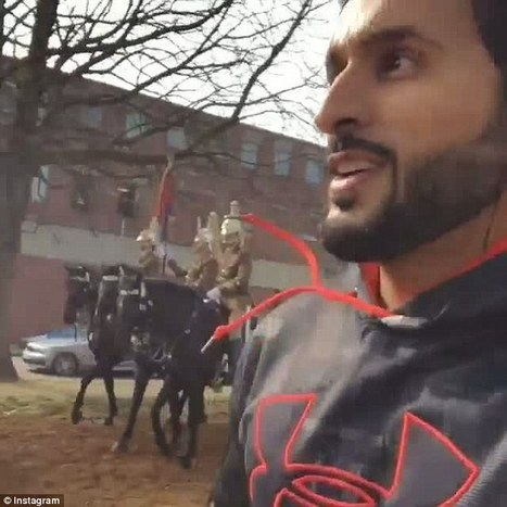 Human rights activists call for arrest of Bahraini prince accused of torture after he reveals he's staying in London by posting Hyde Park selfie on Instagram | Focus World News - With Fillie Focus | Scoop.it