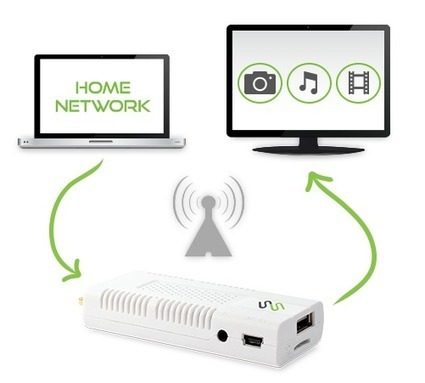 SmartStick by FAVI brings Android to your HDTV for $50 - SlashGear | Nouvelles technologies & e-business | Scoop.it