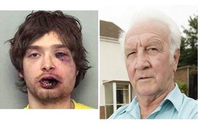 Burglar left bruised and bleeding by retired boxer, 72   - Telegraph | Self Defense | Scoop.it